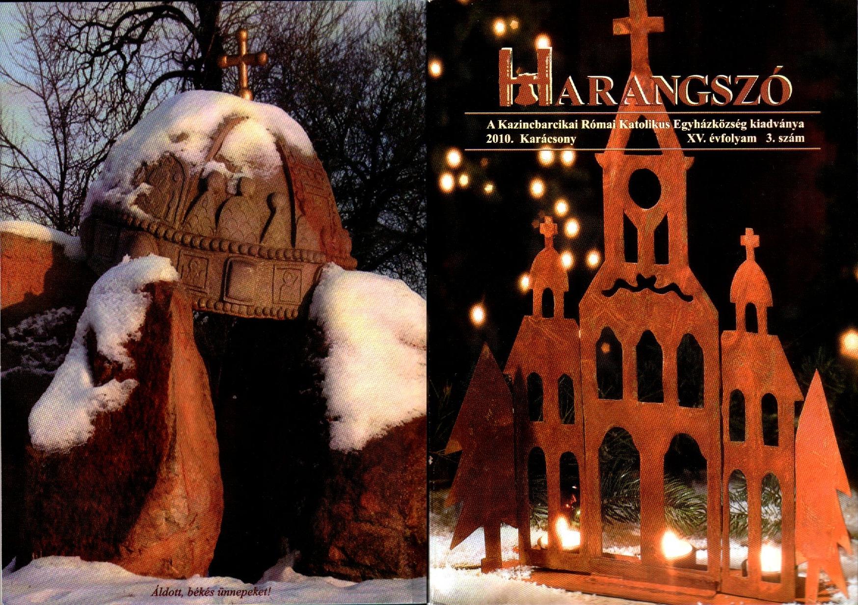 Karácsonyi borító